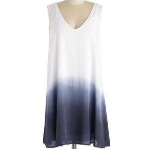 BB Dakota All in Favor, Say Dye! Ombré Tank Dress